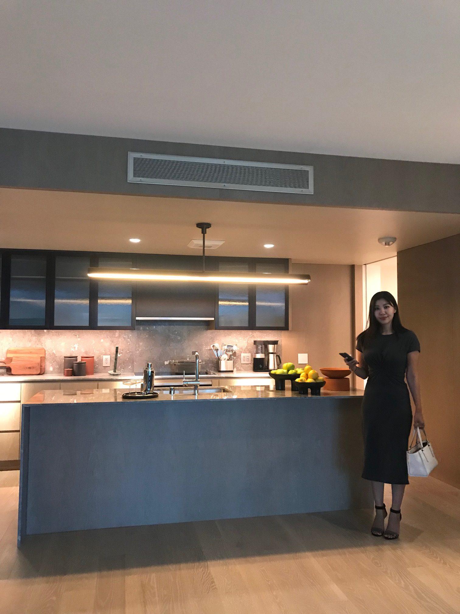 コウラ 新築 カカアコ コンドミニアム モデル 家具